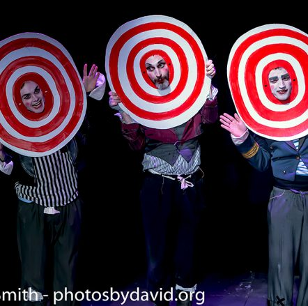 Cabaret from the Shadows at Brighton Fringe 2017 Launch