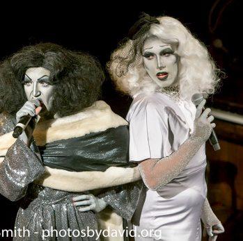 Cinebra – Glenda & Rita at Brighton Fringe 2018