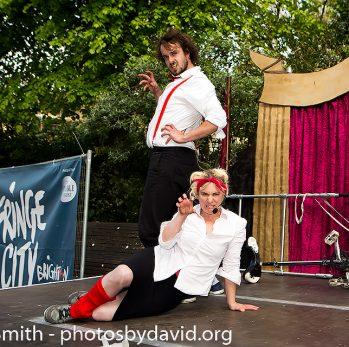Fit Up Productions at Fringe City – Brighton Fringe 2019