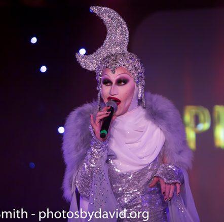 Joe Black at Clowns Without Borders Fundraiser Brighton Fringe 2019