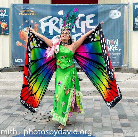 Marta Scott Dance Company at Fringe City – Brighton Fringe 2019