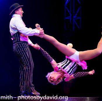 Moscow State Circus Brighton Fringe 2014
