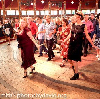 Ragroof Players Tea Dance at Brighton Fringe