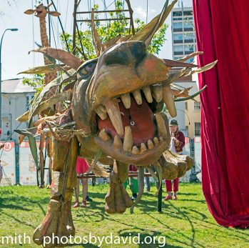 The Biggest Marionette Circus in the World at Brighton Fringe