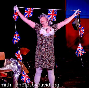 The Wunderlich Review at Brighton Fringe