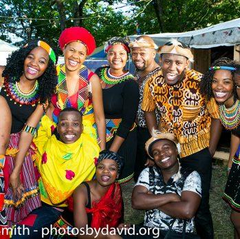 Tshwane Gospel Choir Brighton Fringe 2015