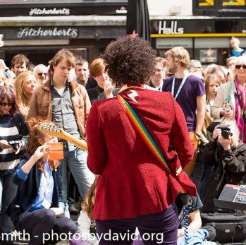 Z-Star at Brighton Fringe 2014