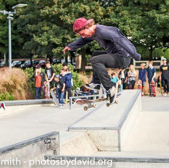 Local Skate Heroes