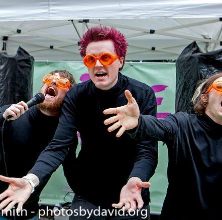 A Taste of Planet Caramel at  Fringe City – Brighton Fringe 210