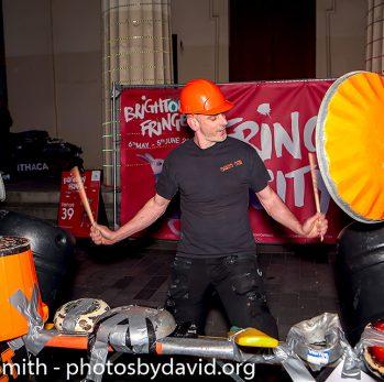 Bang On at Fringe City – Brighton Fringe 2016