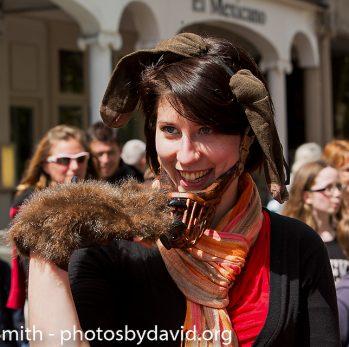 Friendly Fox Hunt at Fringe City – Brighton Fringe 2015