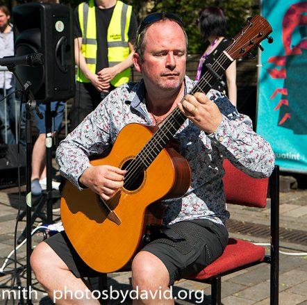 Geoff Robb at Fringe City – Brighton Fringe 2018