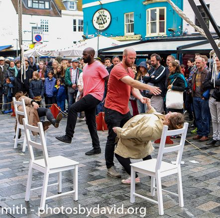Hardly Still Walking Not Yet Flying at Fringe City – Brighton Fringe 2016