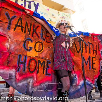 Hedwig & The Angry Inch at Fringe City – Brighton Fringe 2014