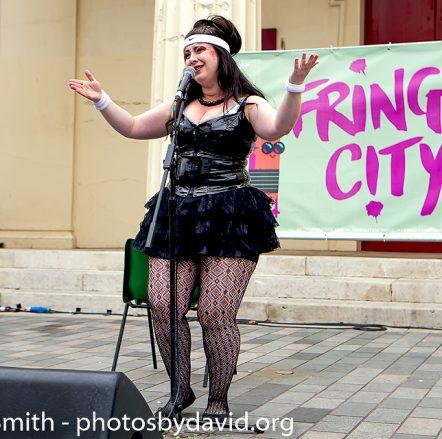 Jo Jo Bellini at Fringe City – Brighton Fringe 2017