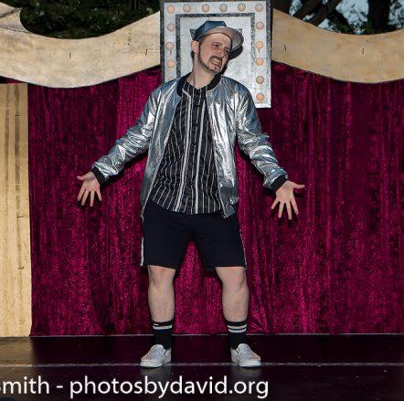 King Sammy Silver at Fringe City – Brighton Fringe 2019