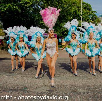 Ladyboys of Bangkok at Brighton Fringe
