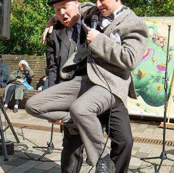 Laurel & Hardy at Fringe City – Brighton Fringe 2014