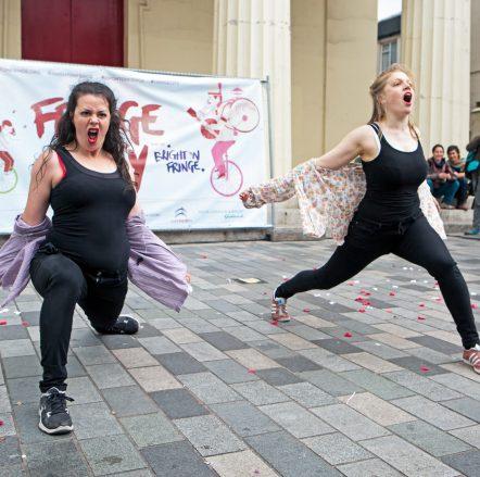 May-We-Go-Round at Fringe City – Brighton Fringe 2015