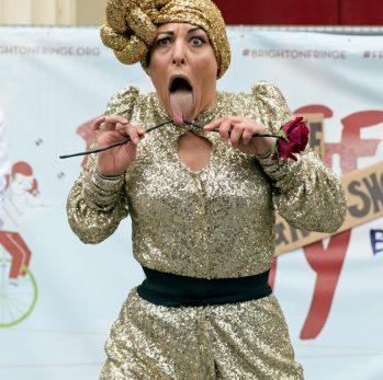 Miss Behave's Gameshow at Fringe City – Brighton Fringe 2015