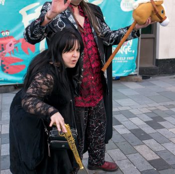 Mr.Ds Tales of Myth & Legend at Fringe City – Brighton Fringe 2018