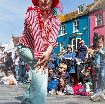 Polyester Fiesta at Fringe City  – Brighton Fringe 2014