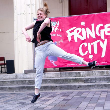 The Hiccup Project at Fringe City – Brighton Fringe 2016