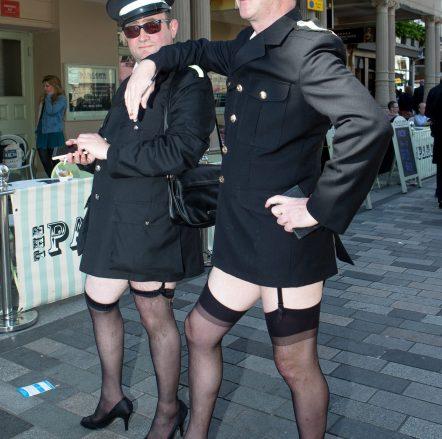 The Kinky Wardens at Fringe City – Brighton Fringe