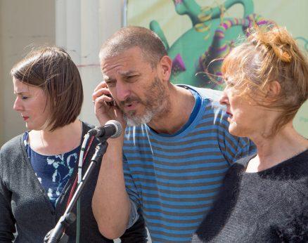 The Last Lunch performed at Fringe City –  Brighton Fringe 2014