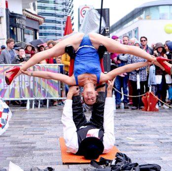 Upside Down & Inside Out at Fringe City – Brighton Fringe 2016