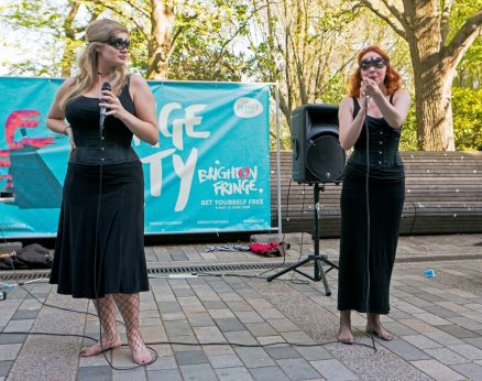 Witt & Camp at Fringe City – Brighton Fringe 2018