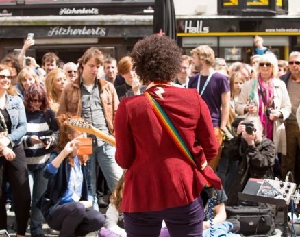 Z-Star at Fringe City –  Brighton Fringe 2014