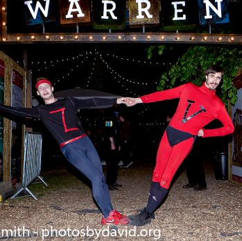 Zach & Viggo at Brighton Fringe